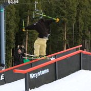 Keystone Back to the Grind Rail Jam