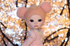 ♥ First Christmas... (Shirrstone Shelter dolls) Tags: christmas art doll first octopus artdoll shelter porcelain shirrstone sssdolls