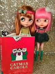 Blythe a day December- Book