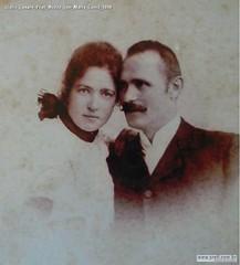 Giulio Cesare Prati Nozze con Maria Conci 1898
