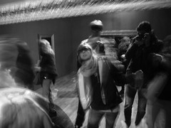 Fantasma (Simone Onorati) Tags: motion blackwhite blurred frame movimento biancoenero cornice mosso cameramotion