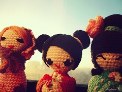 Amigurumi Tags For Instagram : The Worlds Best Photos of amigurumi and kokeshi - Flickr ...