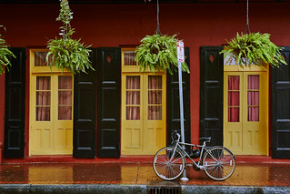 Bike, Olivier House Hotel