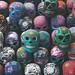 'Skull Art', Mexico, Oaxaca