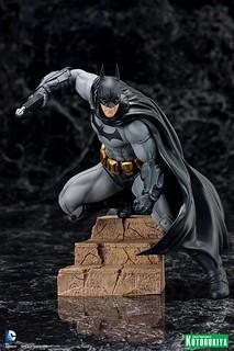 ARTFX+阿卡漢城市蝙蝠俠雕像新作推薦