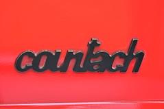 Lamborghini Countach LP400 (1975) (Transaxle (alias Toprope)) Tags: sports car museum emblem spectacular design engine machine super racing legendary sharp most lp radical marcello lamborghini 1973 wolfsburg futuristic autostadt weber styling countach gandini edges lambo proportions bertone topspeed 300club dohc midengined scissordoors club300 marcellogandini twelvecylinder 45dcoe longitudinaleposteriore overheadcamshafts 315kmh
