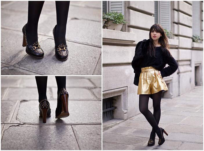 Gucci樂福鞋