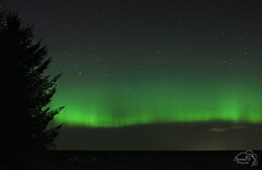Aurora 27th Feb 2014 (StevieD70) Tags: sky night canon aberdeenshire aurora 24mm february northernlights borealis 2014 550d stevied70 nj9919631941