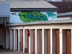 Graffiti in Graz 2012 (kami68k -all over-) Tags: graffiti bank illegal graz bombing bunt 2012