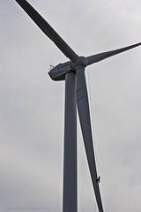 20110812_0124 (arrdubyazee2012) Tags: windmill rural technology unitedstates wind michigan landmark maintenance electricity generation