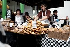 Give us our daily bread (IanAWood) Tags: food london southbank boroughmarket primelens walkingwithmynikon nikkorafs28mmf18g breadaheadbakery nikondf