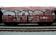graffiti (wojofoto) Tags: amsterdam train graffiti trein spoor traingraffiti freighttrain cargotrain freighttraingraffiti wojofoto treingraffiti