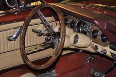 1966 Ford Mustang GT Convertible 289 ci (09) (Transaxle (alias Toprope)) Tags: auto usa classic cars ford car america vintage us essen classiccar vintagecar panel antique interior interieur machine cockpit voiture historic pony american coche lee carros tc classics instrument carro techno vehicle americans oldtimer panels 1960s dashboard autos mustang veteran instruments amerika macchina antiguo classiccars coches steeringwheel veterans clasico vintagecars voitures volante dashboards antigo vecchio ponycar antigos 2014 technoclassica macchine oldtimershow americancar veteranen classica volant kfz clasicos uscar uscars kraftfahrzeug instrumentpanels iacocca kraftwagen anncienne annciennes