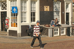 Keizersgracht - Amserdam (Netherlands) (Meteorry) Tags: street boy summer people man holland male guy netherlands hat amsterdam october europe candid centre relaxing nederland thenetherlands center bookstore sneakers trainers nike chilling cap baskets été rue paysbas centrum gamin keizersgracht homme jordaan noordholland leliegracht 2014 gevelsteen northholland meteorry skets gablestone amsterdampeople