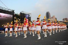 LOI_3942-2 () Tags: school color girl high guard band honor marching taipei  tfg