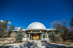 Lowell Observatory - Old Library Exterior (Amazing Sky Photography) Tags: canada flagstaff alberta pluto clydetombaugh planetx lowellobservatory astrograph