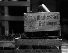 Brauerei 14. Revier Bronica TriX SE 04 (Project-X-Team) Tags: bw film analog germany decay 28mm olympus kodaktrix bier franken 200mm brauerei frankonia om2n portra160 lostplace zenzabronica e605 adoxcms20 ektar100