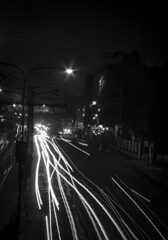 Slow shutter 1 (royador98) Tags: lights slow nights roads