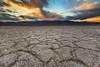 Badwater (Eddie 11uisma) Tags: california park sunset death landscapes desert basin national valley eddie badwater lluisma