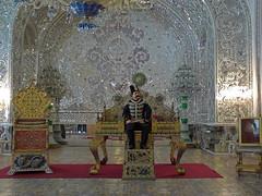 Teheran Palacio Golestan (Francisco Po Egea) Tags: iran persia tehran teheran shah palacio irán golestan parsi