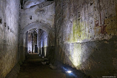 """Cryptoporticus - Domus Aurea • <a style=""""font-size:0.8em;"""" href=""""http://www.flickr.com/photos/89679026@N00/16385245148/"""" target=""""_blank"""">View on Flickr</a>"""