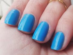 Postando - Colorama (Sweet.Pearl) Tags: blue gio nailpolish esmalte antonelli colorama