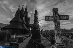 "Heddal stave church • <a style=""font-size:0.8em;"" href=""http://www.flickr.com/photos/126602711@N06/26717464954/"" target=""_blank"">View on Flickr</a>"