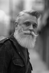 belloccio (mjwpix) Tags: beard ritratto handlebarmoustache belloccio ef135mmf2lusm canoneos5dmarkiii cosimomatteini michaeljohnwhite