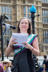 Demo for Democracy - London, 7 May 2016 (The Weekly Bull) Tags: uk london westminster democracy parliament elections conservativeparty voting greenparty houseofcommons labourparty ukip proportionalrepresentation unlockdemocracy makevotesmatter