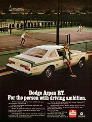 1976 Dodge Aspen R/T (aldenjewell) Tags: year ad award dodge motor trend aspen rt 1976