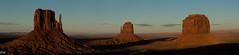 Monument Valley (MikeWeinhold) Tags: sunset utah monumentvalley navajotribalpark