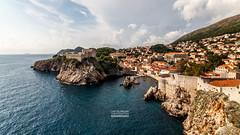 Dubrovnik (steffen.goldenstein) Tags: city travel panorama town reisen view harbour croatia stadt aussicht hafen altstadt oldtown dubrovnik kroatien