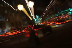 DSC06962 (Emily Hanley Photography) Tags: light colour bristol lights experimental sony casino lighttrails slowshutterspeed
