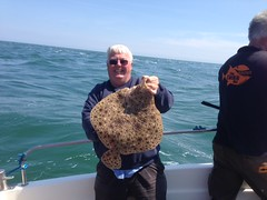 "Roy Shipway 5lb 10oz Turbot • <a style=""font-size:0.8em;"" href=""http://www.flickr.com/photos/113772263@N05/27135107260/"" target=""_blank"">View on Flickr</a>"
