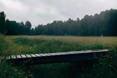 Bridge, sky (Fredrik Forsberg) Tags: bridge sky nature outdoors moody peace cloudy sweden sony rainy haninge ro rx100mk3