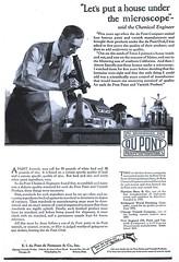 Du Pont - 19230421 Literary Digest (Jon Williamson) Tags: history vintage advertising ad vintageadvertising vintagead vintascope