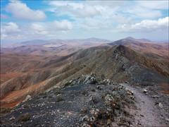 Lost (JLL85) Tags: sky mountain landscape island top fuerteventura hill paisaje canarias cielo canary colina montaña isla cima