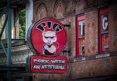 PIG on Beale (donnieking1811) Tags: restaurant memphis tennessee