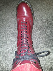 20160421_074154 (rugby#9) Tags: original red feet wool yellow socks cherry boot shoe hole boots lace dr air 14 7 indoor icon wear size footwear stitching comfort sole doc 1914 cushion soles dm docs eyelets redsocks drmartens bouncing airwair docmartens martens dms cushioned wair bootsocks doctormarten 14hole yellowstitching redbootsocks