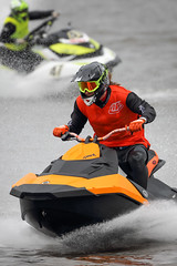 Water Race I (callocx) Tags: water sport race speed boat action sweden splash vsters waterscooter lgarngen