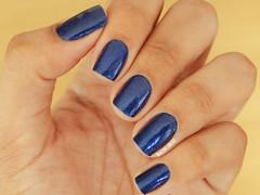 Princesa, Rivka + Gota, Colorama (ninams21) Tags: azul de gota princesa rivka metlico esmaltes colorama combinao