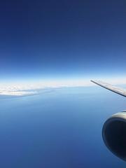 Approaching Anchorage (B.K. Dewey) Tags: blue alaska