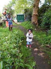 DSCN3153 (joonseviltwin) Tags: birthday party garden community cardiff roath mackintosh
