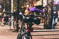 My Not-So-Old Bike (thor_mark ) Tags: bike bicycle austin bench walking awning texas unitedstates cities sidewalk urbanexploration lookingwest peoplewalking bricksidewalk streetbench project365 colorefexpro 2ndstreetdistrict personwalking lightroomedited streetsidewalk streetumbrellas nikond800e analogefexpro2 sidewalkarea photowalkaroundaustin 2ndstreetarea