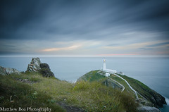 South Stack Lighthouse (boamatthew) Tags: lighthouse seascape wales bulb landscape nikon tokina f28 hauntedhouse gwynedd anglesey southstack rspb 10stop nd1000 trearddurbay 1116mm d7000