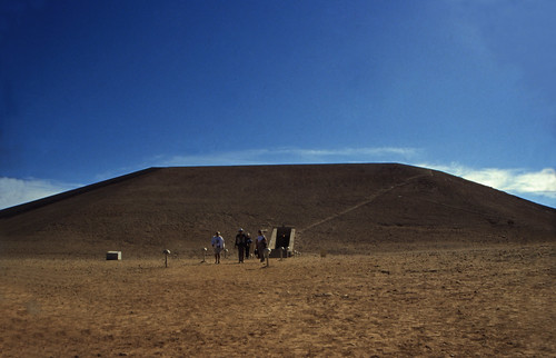 "Ägypten 1999 (129) Assuan: Stahlbetonkuppel von Abu Simbel • <a style=""font-size:0.8em;"" href=""http://www.flickr.com/photos/69570948@N04/27409730951/"" target=""_blank"">View on Flickr</a>"