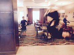 Flipped {185/366} (therealjoeo) Tags: littlerock gymnast arkansas 365 backflip 366 365project