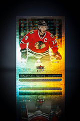 Jonathan Teows 45/99 (cdn_jets_cards) Tags: jonathan medallion ultra platinum 1415 4599 teows