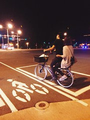 #street #snap #commute #commuter #bike #cycle #urbancycling #urbancyclist #urbancycle #taipei #taiwan # #lovelove (funkyruru) Tags: street snap commute commuter bike cycle urbancycling urbancyclist urbancycle taipei taiwan  lovelove
