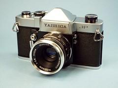 Yashica's hidden gem... (www.yashicasailorboy.com) Tags: slr film japan 35mm studio lens collection jp finepix m42 fujifilm 1960s yashica f28 1965 preset